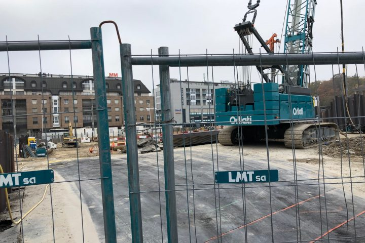 La grève des maçons bloque des chantiers