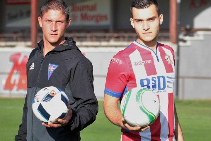 Deux clubistes pour un derby