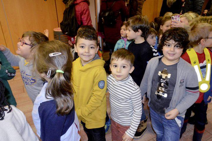 Une pluie de petits chanteurs au Vieux-Moulin