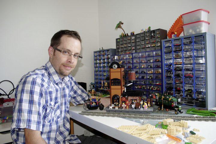 L'art du Lego exposé à Morges