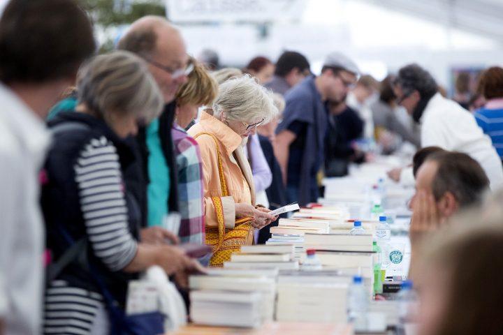 Le livre veut s'ancrer durablement sur les quais