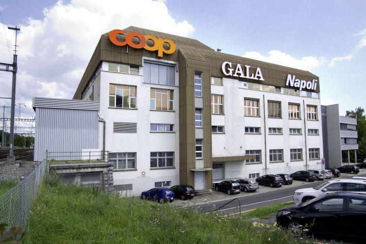 Le site de Pasta Gala deviendra un pôle contre le cancer!