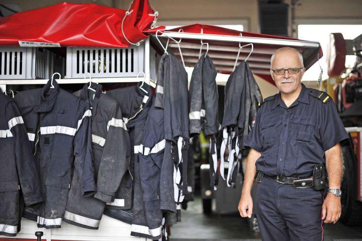 Sacré défi pour les pompiers
