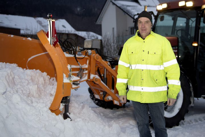 Les jokers de la neige veillent au flocon