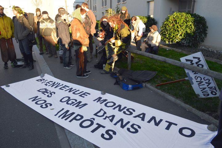 Les impôts de Monsanto sous la loupe
