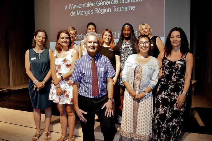 Le tourisme du district en mains féminines