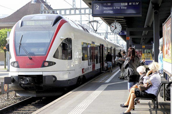 Trains supprimés ce week-end