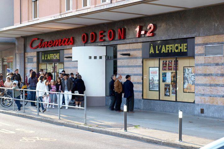 Le Cinéma Odéon réouvert