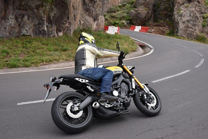 Un motard dénoncé pour infractions graves