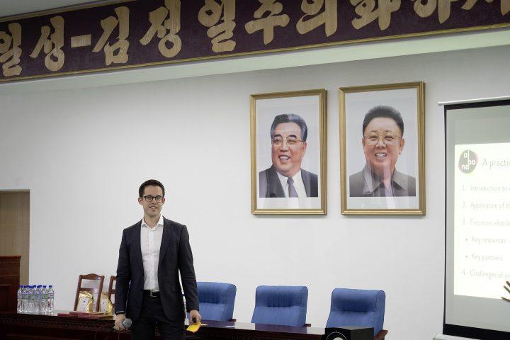 La Corée du Nord et ses découvertes