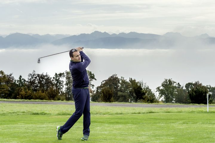 »Le golf est un sport de partage»