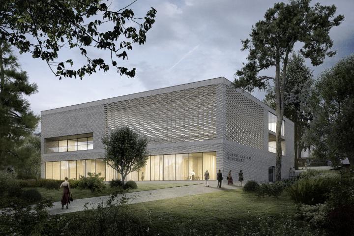 La construction des nouveaux foyers va rajeunir le site de Beausobre