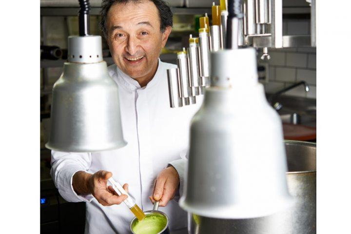 »En cuisine, c'est le plaisir qui prime»