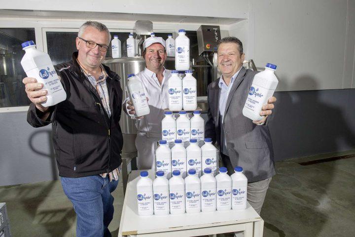 Union sacrée pour un lait au juste prix