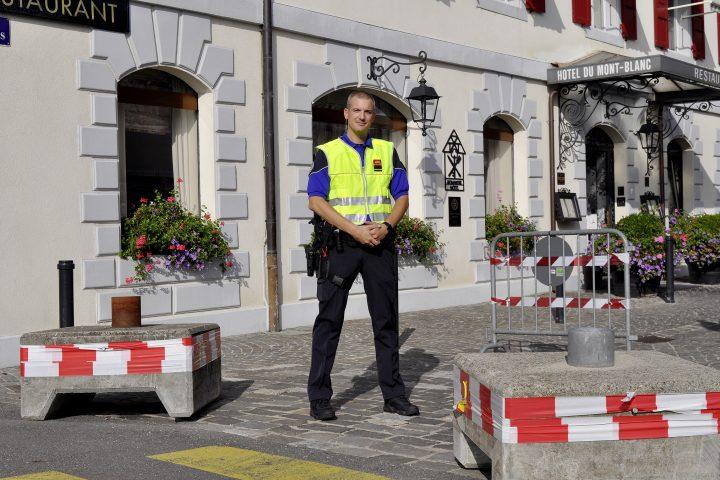 La police s'arme face au terrorisme