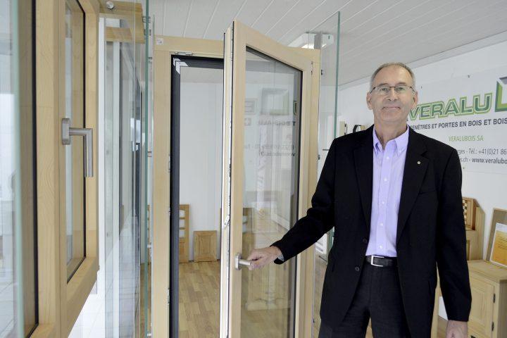 Le bois suisse en vitrine