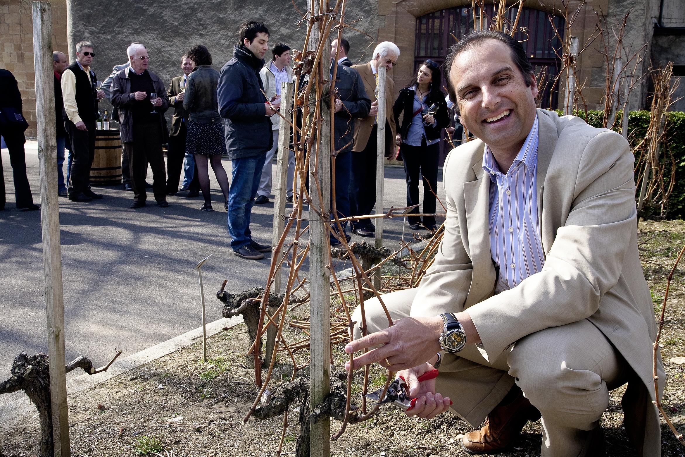 Il y a cinq ans, un nouveau salon des vins voyait le jour
