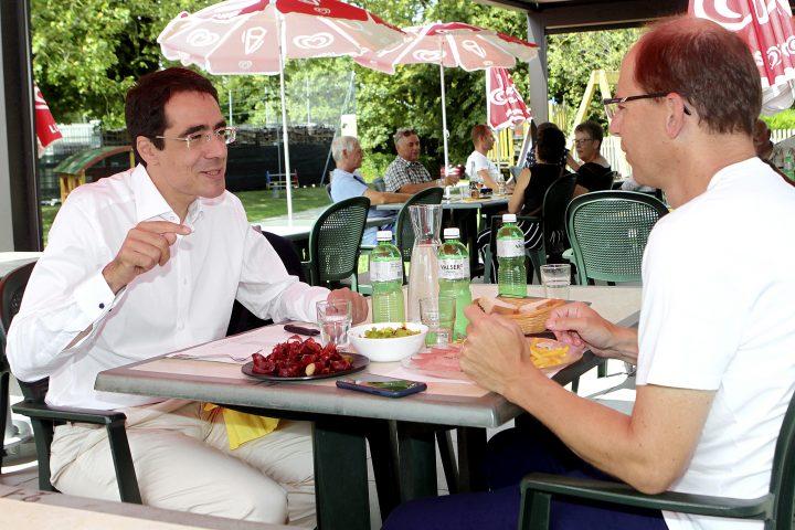 Darius Rochebin: «La Suisse n'est pas un petit pays!