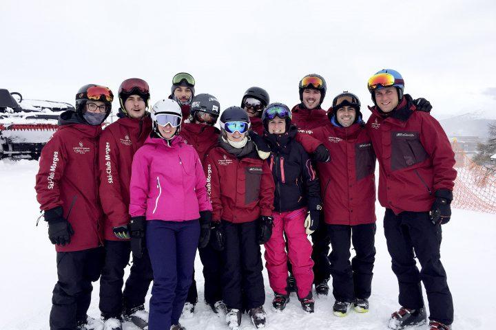 Un Ski-Club qui chouchoute ses jeunes