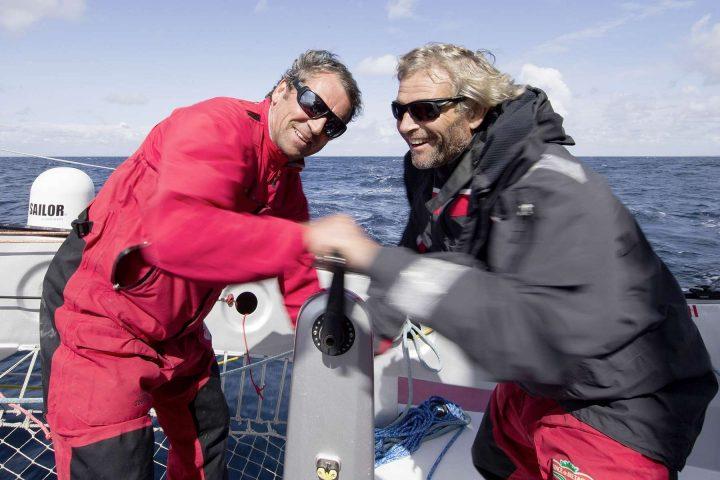 Cap sur le Brésil pour le skipper de Saint-Prex