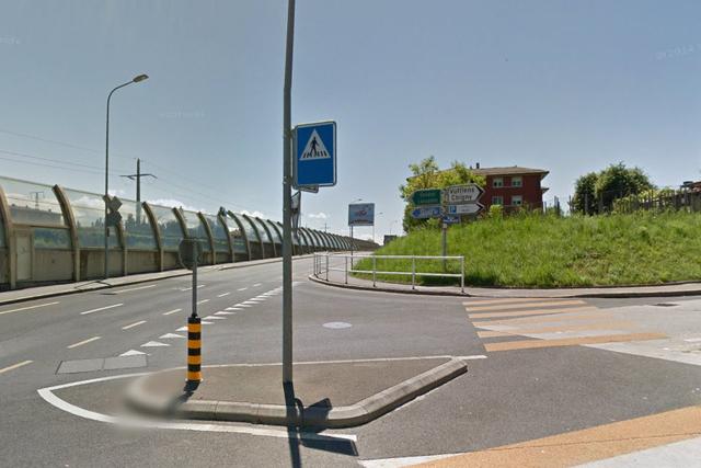 Route cantonale fermée entre Morges et Tolochenaz