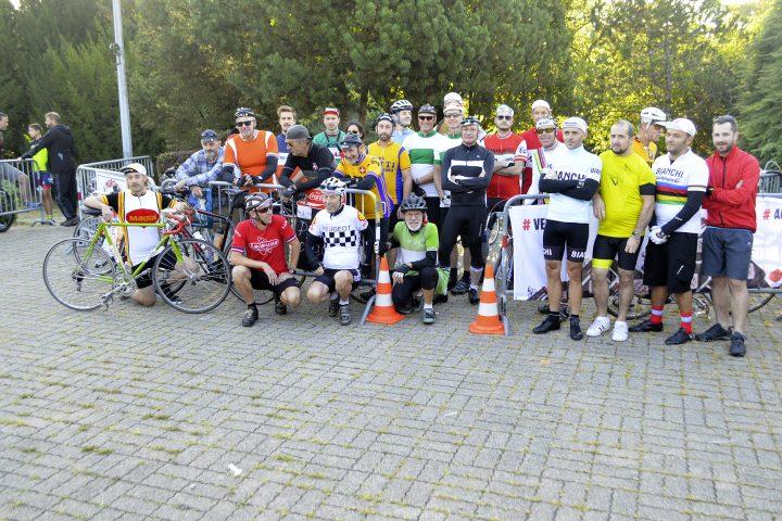 Des cyclistes de légende à La Randonnée