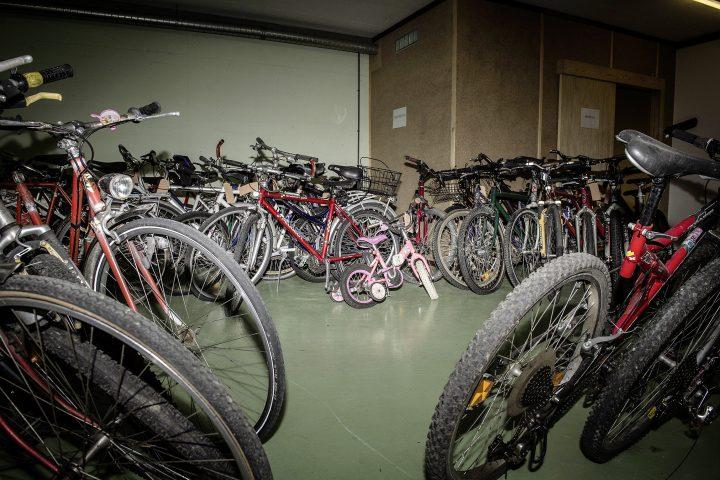 Vélos cherchent propriétaires