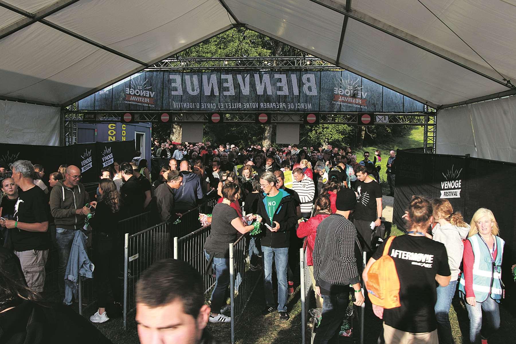 Le Venoge Festival déménage