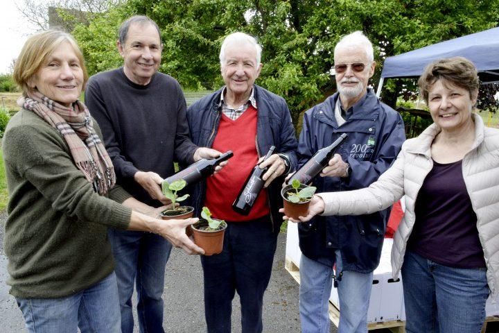 Les vins solidaires ont trouvé leurs palais