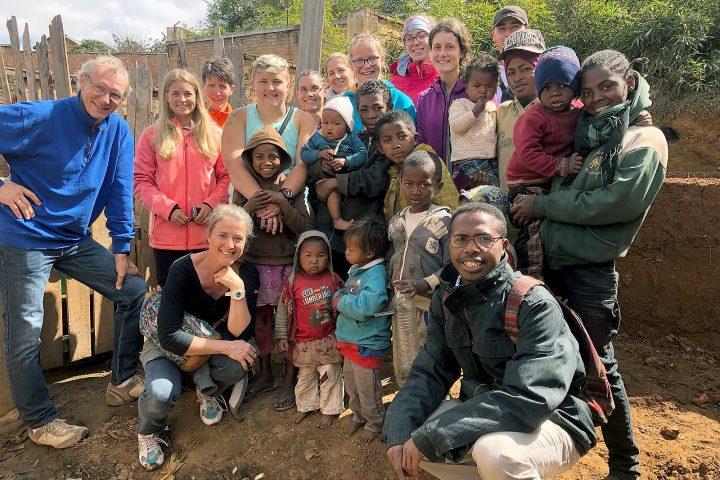 Vacances solidaires à Madagascar