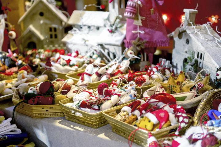 La magie de Noël s'invite sur les étals