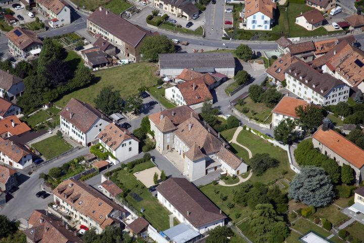 Le village au carrefour de son développement