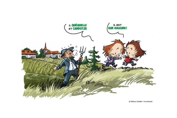 (Ré)expliquer le langage des Vaudois