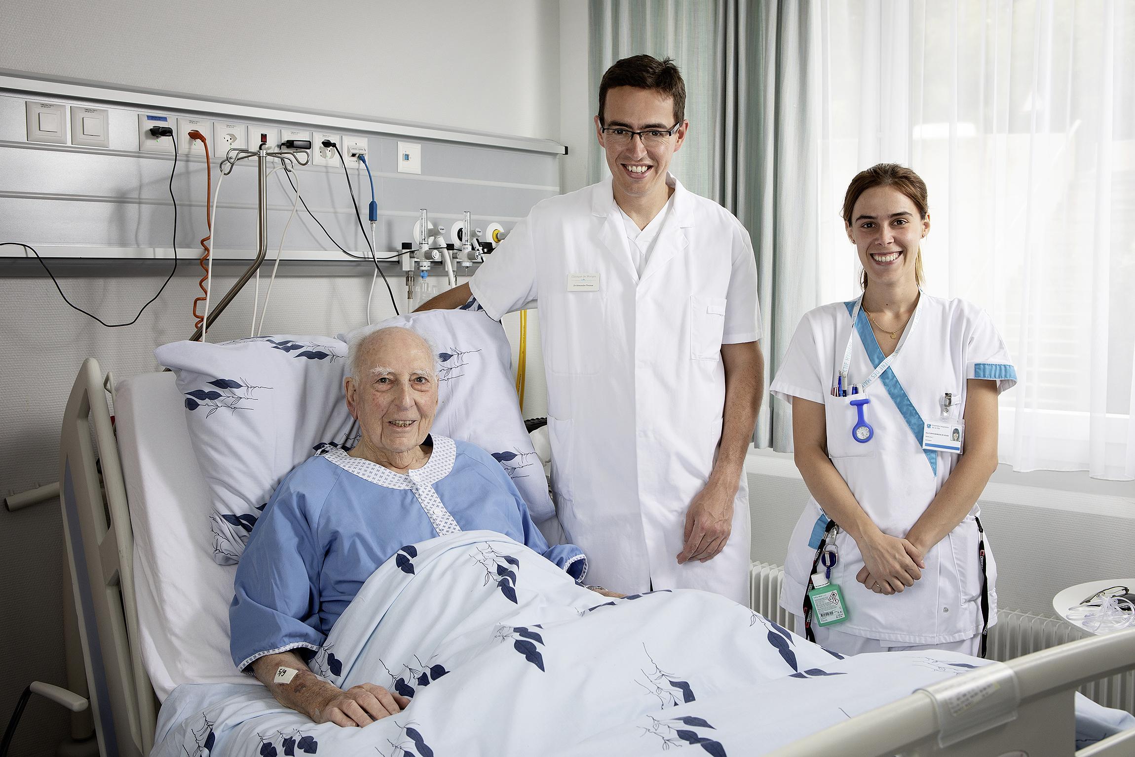 Tranches de vie au cœur de l'hôpital