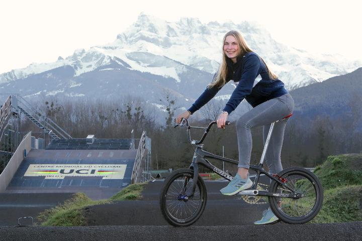 Zoé Claessens a lancé son sprint final