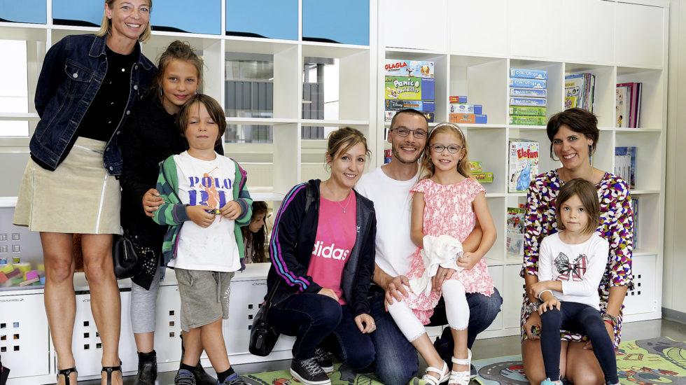 L'accueil des enfants au grand jour