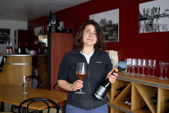 «Le vin orange, c'est une expérience déroutante»