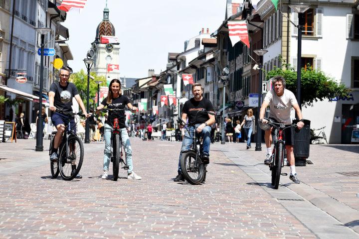 Le vélo est à la mode et les revendeurs morgiens s'en réjouissent