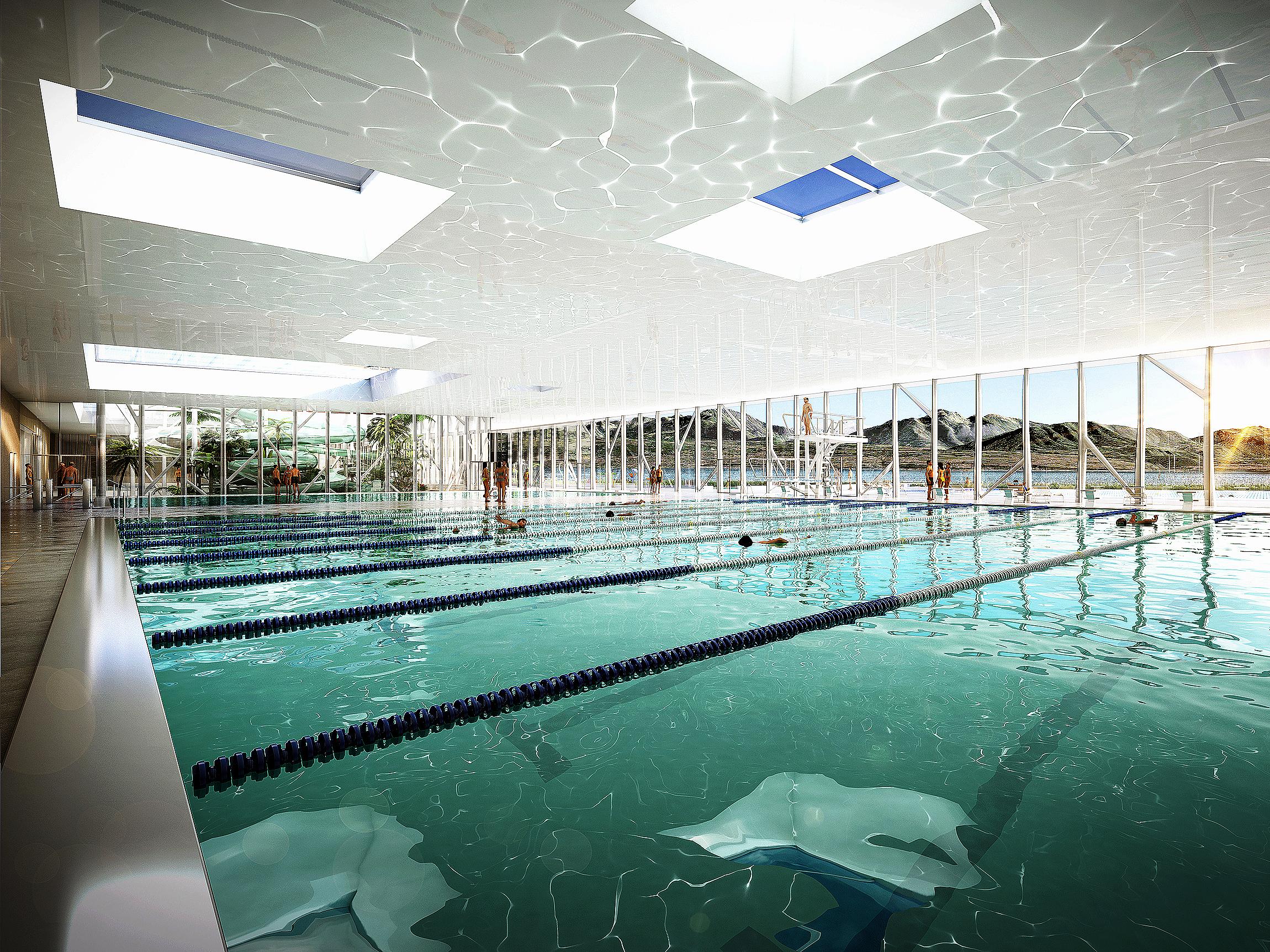 Un Centre aquatique à Morges?