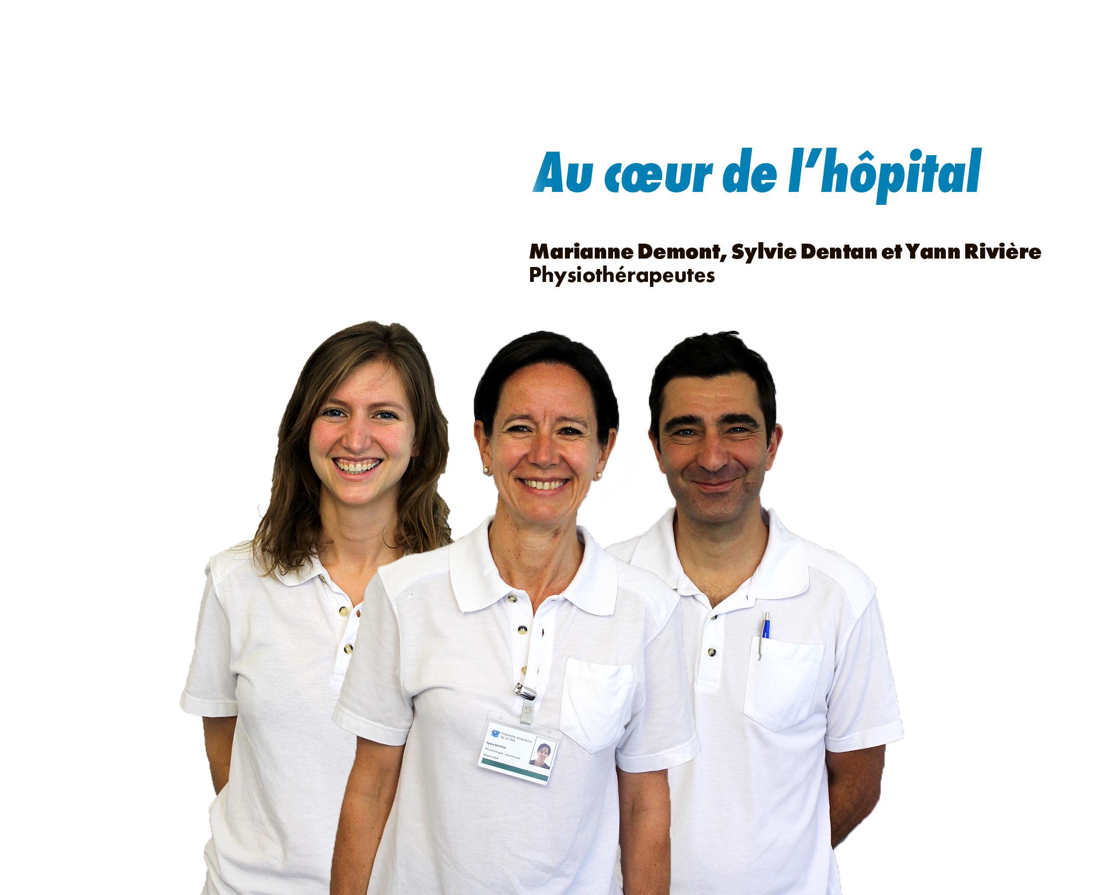 Au coeur de l'hôpital III