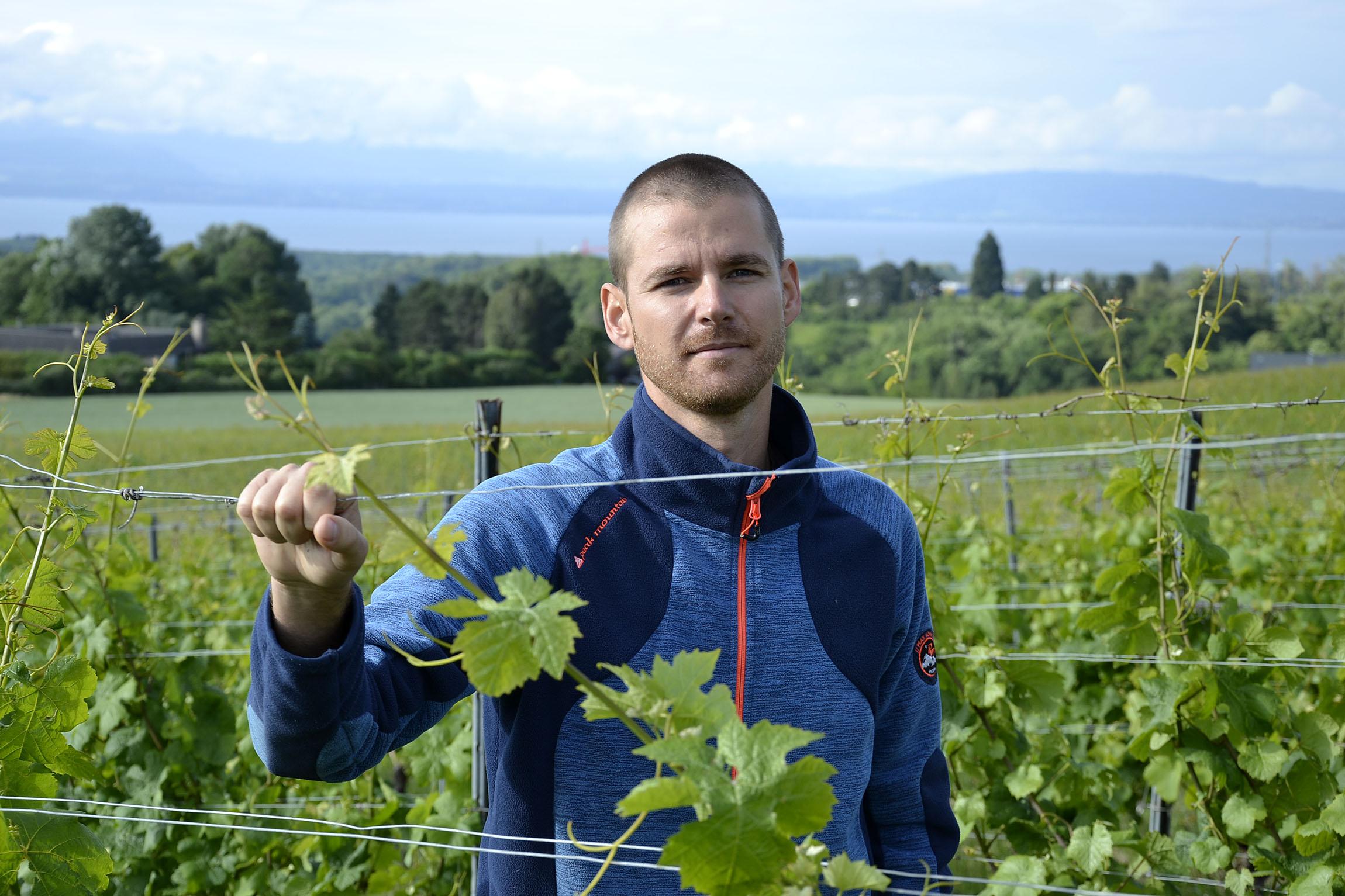 Gilles Rossier, le samaritain de l'économie locale