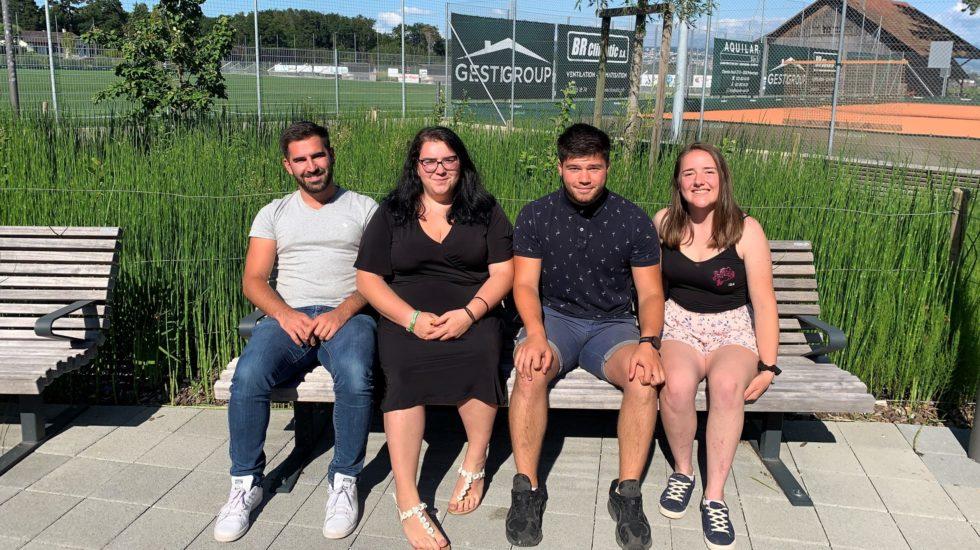 La jeunesse de Lonay veut sauver l'été