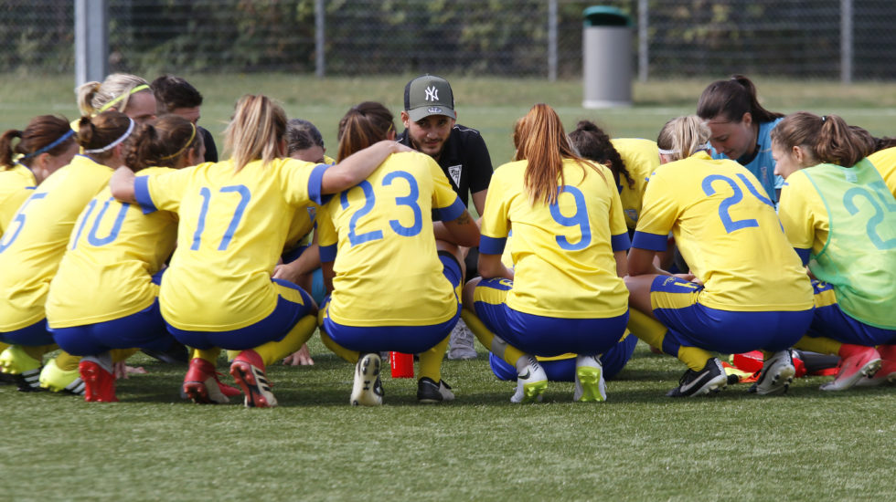 Le foot féminin vaudois en perdition