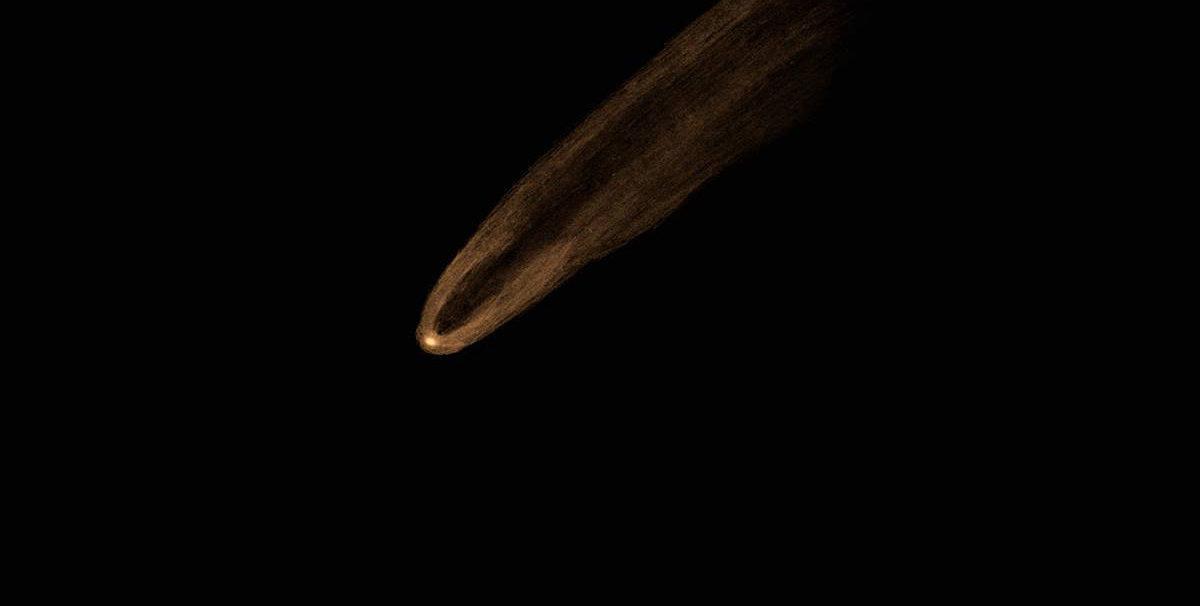 Une comète rarissime de passage dans le ciel
