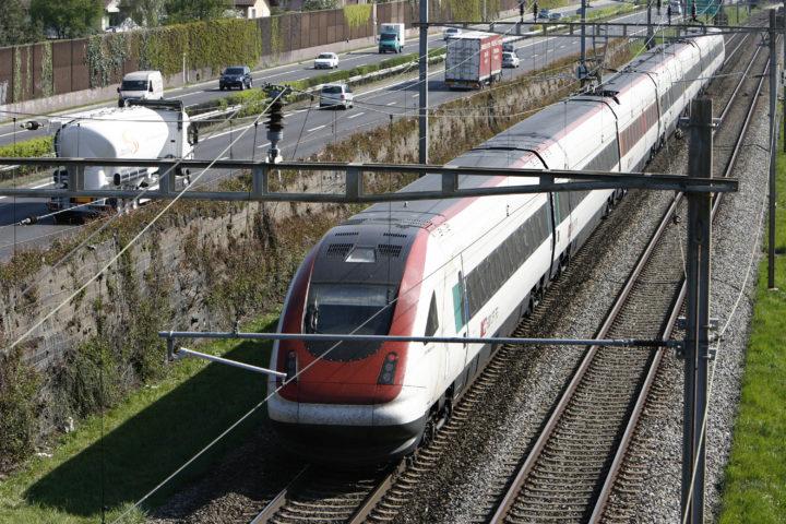 Une ligne ferroviaire souterraine Morges-Lausanne?