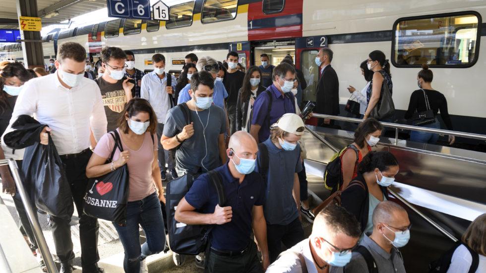 Coronavirus - Nouvelles mesures en consultations: masque aussi à l'extérieur