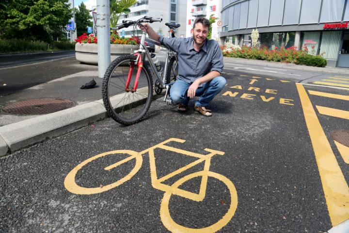 Les vélos veulent une plus grande part du gâteau