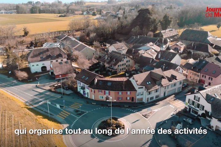A la découverte de nos villages: Lully