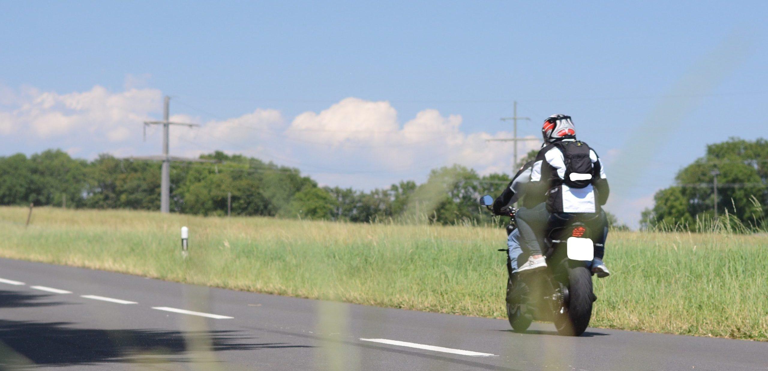 Un motard flashé à 149km/h à Echichens!