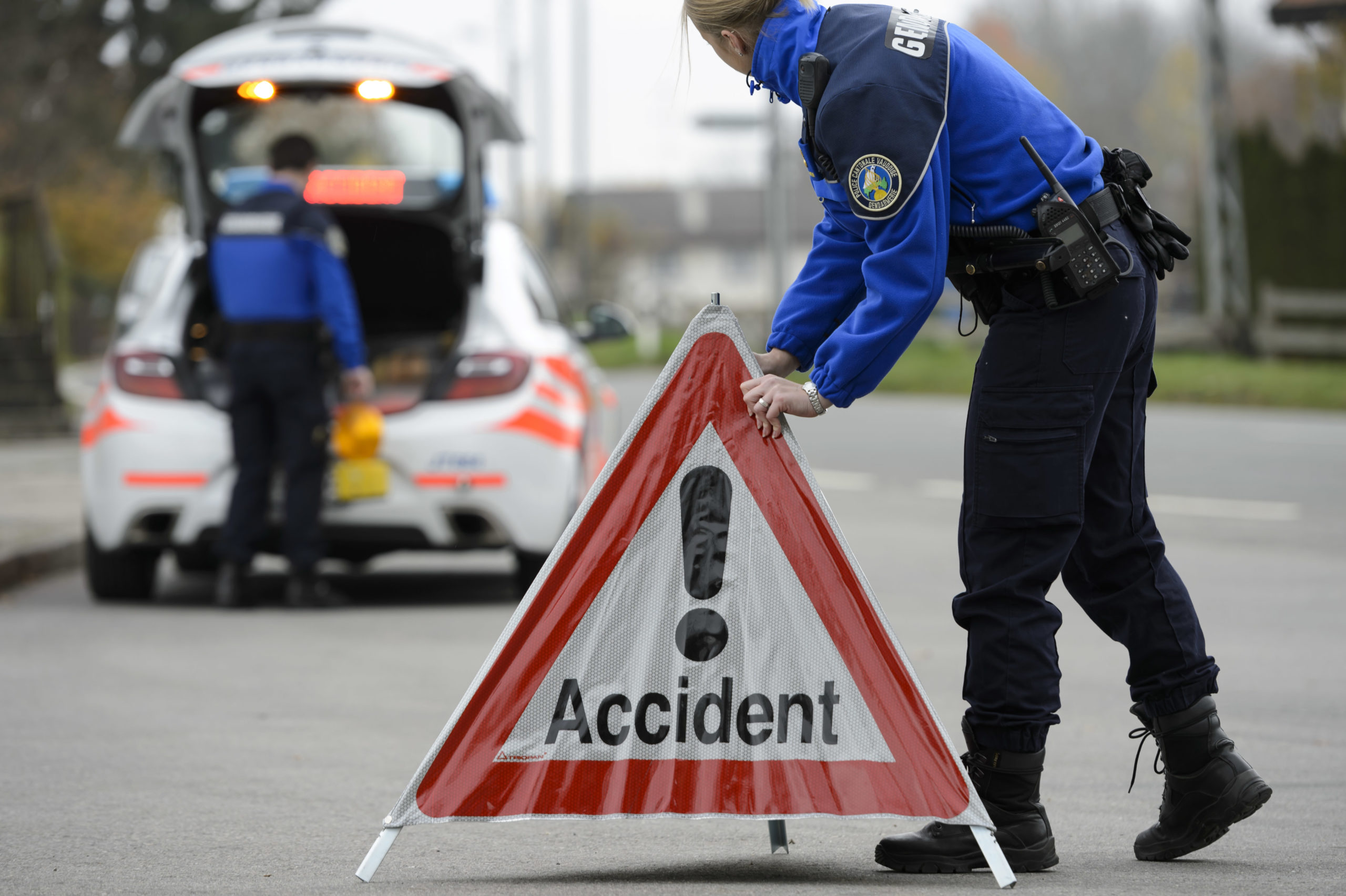 Accident mortel à Aubonne  –  Appel à témoins